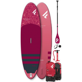 """Fanatic Diamond Air SUP Package 10'4"""" Inflatable Sup with Paddles and Pump"""